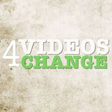 Event Filming Partner - Videos4Change Logo